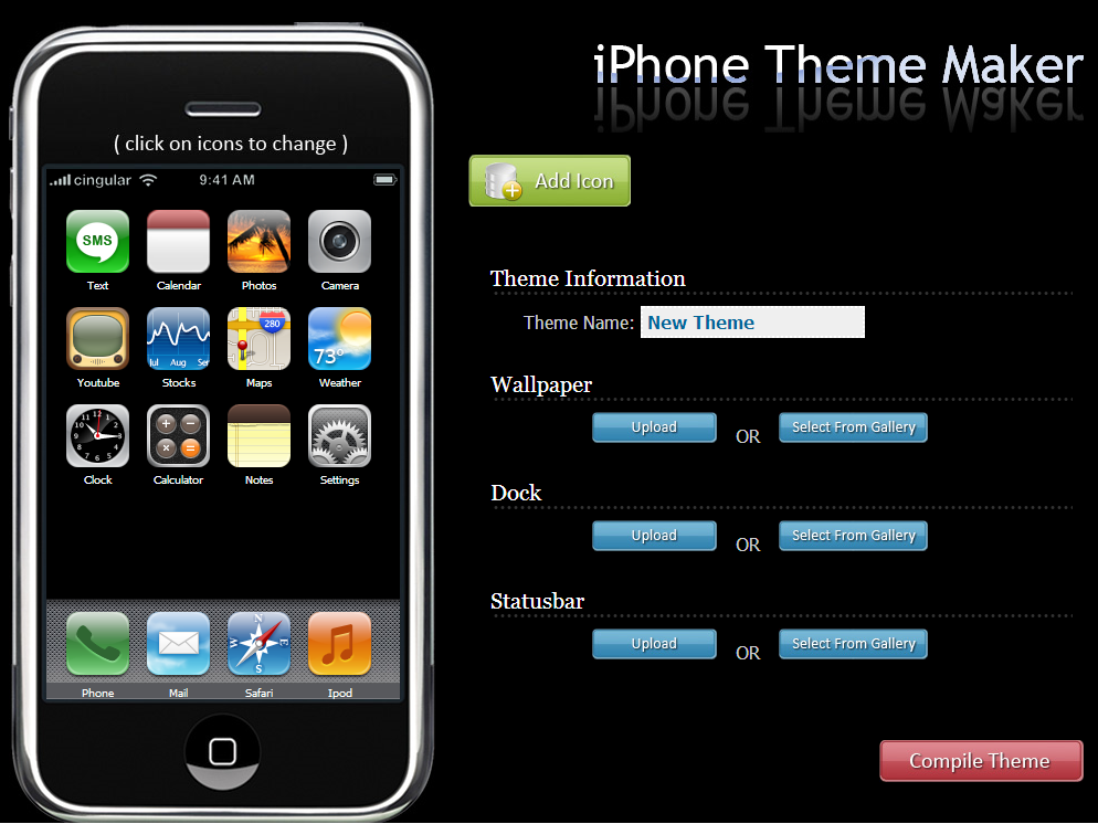 How to Change the Background on Your iPhone 5 - Solve Your ...