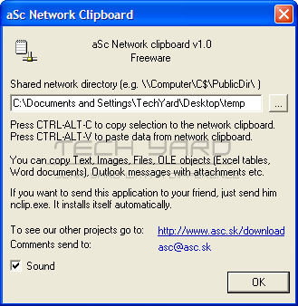 network-clipboard
