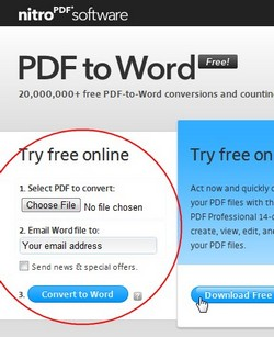 professional pdf to word converter