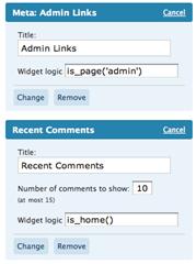 widget-logic