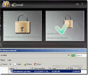 conceal-decrypt