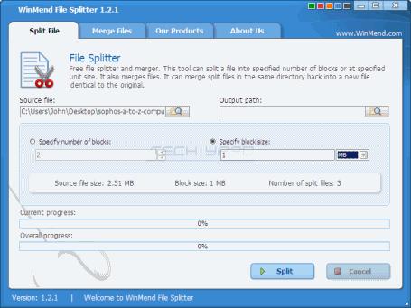 file-split