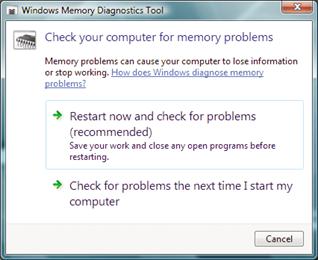 vista-memory-test