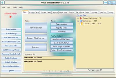 Virus Effect Remover2