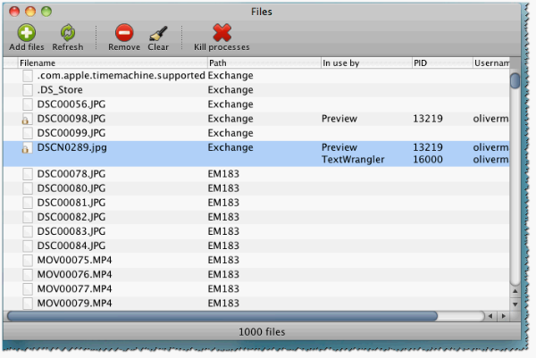 Lock Unmatic   Mac OS File Unlocker