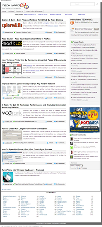 techyard-screenshot