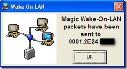 wakeup-on-lan-magic-packet