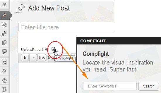 CompFight WordPress Plugin