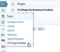WordPress Plugin Profiler