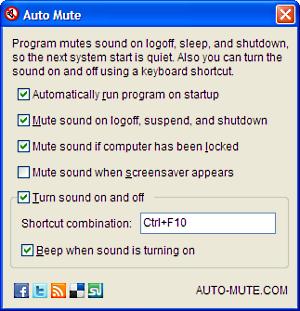 auto-mute-settings