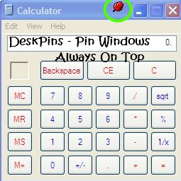 Pin Windows As Always On Top