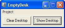 emptydesktop