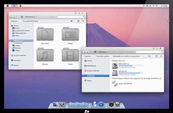 Mac OS Lion Transformation Pack