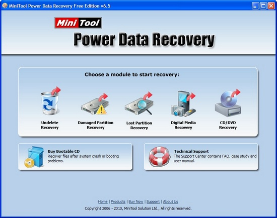 Mini-Tool Power Data Recovery
