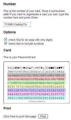 passcard