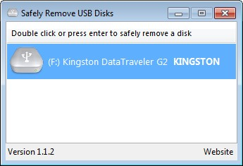 USB Disk Ejector - UnPlug USB Drives