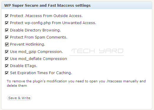 wp-fast-secure