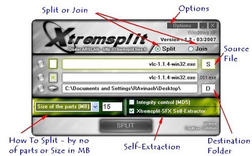 xtreme-split